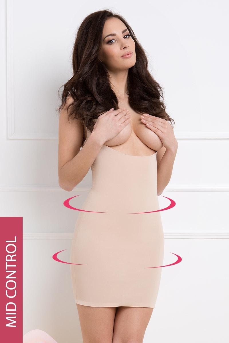 Rochie Ariel, efect modelator