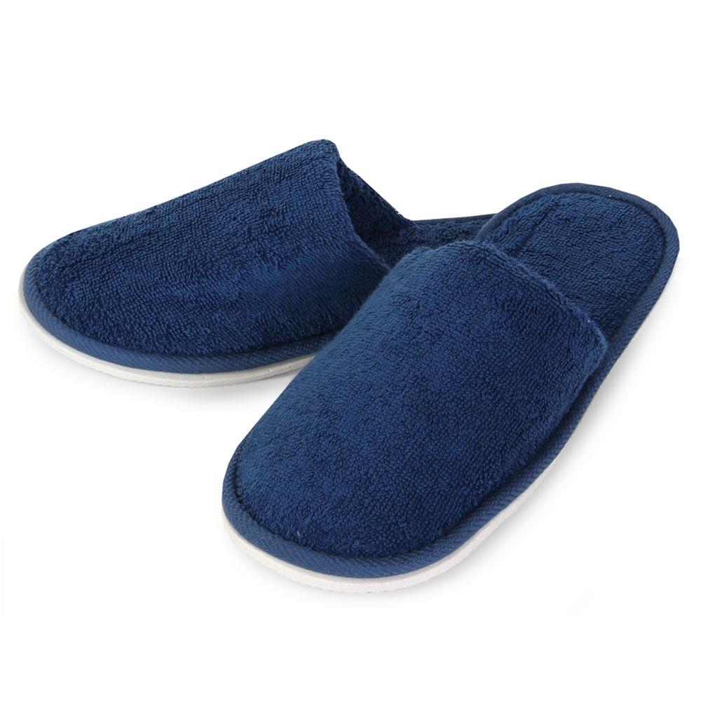 Papuci de casa Charles albastru