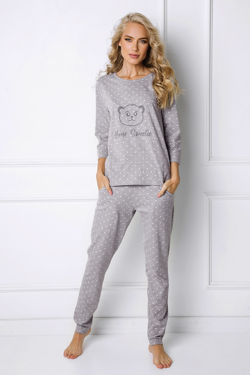 Pijama dama Sweet Bear