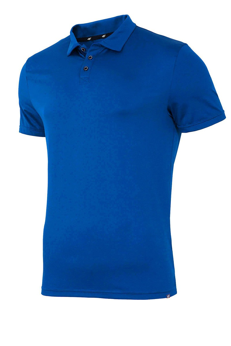 Tricou sport barbatesc 4F Blue