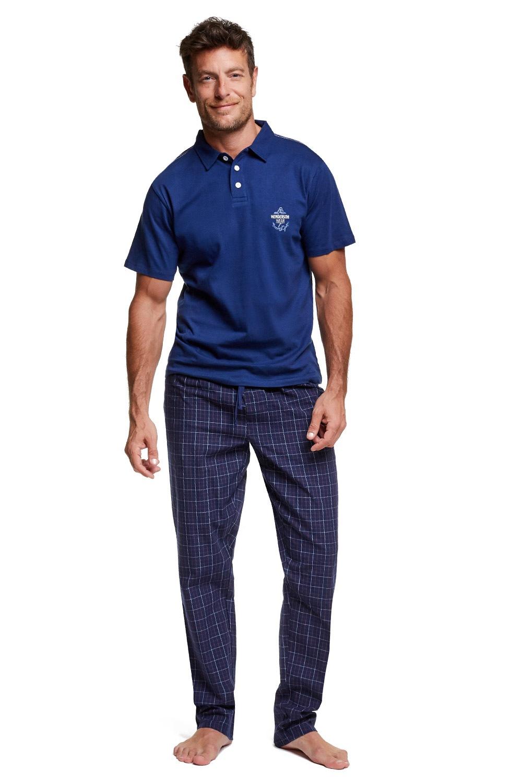 Pijama barbateasca (cu guler) Vote de la Henderson