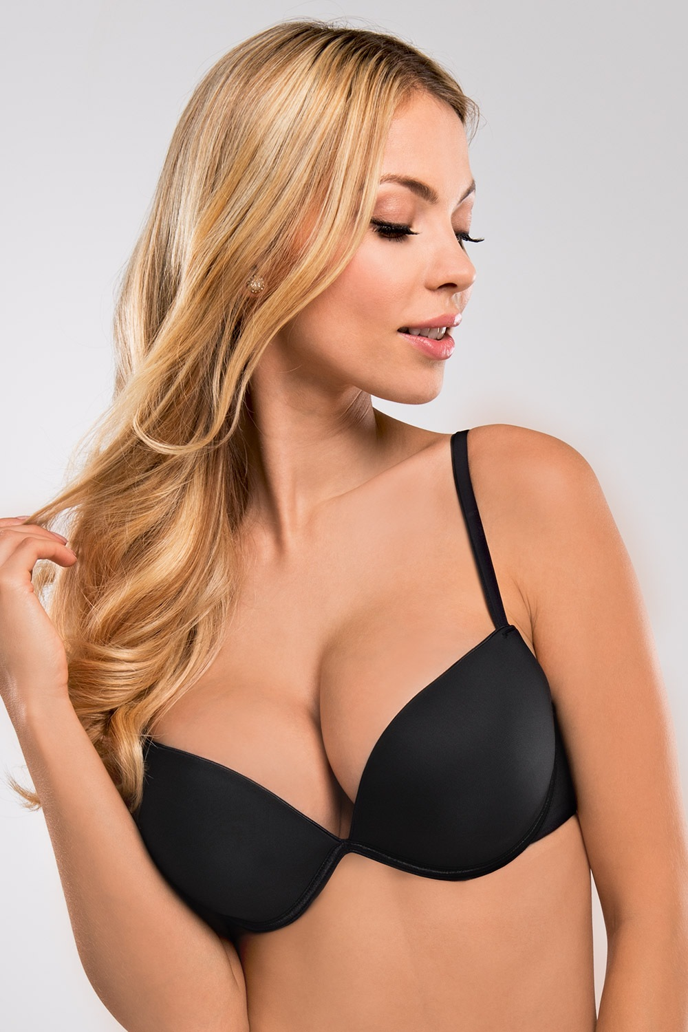 Sutien Wonderbra Ultimate Double Push-Up plunge