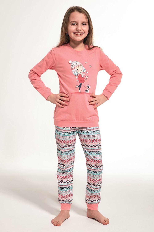 Pijama fetite Walk de la Cornette