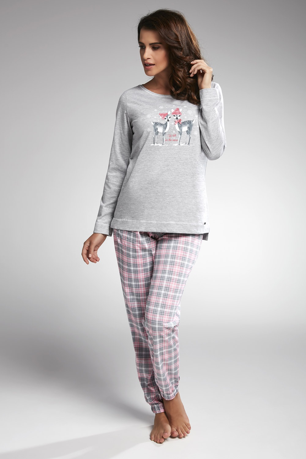 Pijama dama Winter Day