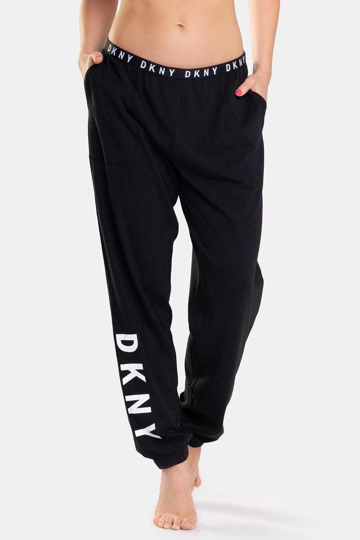 Pantalon trening DKNY Casual Fridays negru