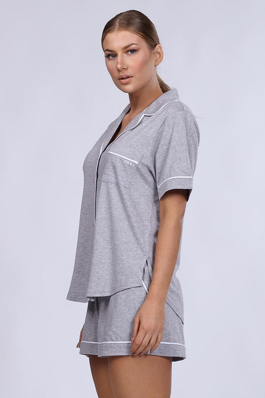 Pijamale de dama DKNY Grey